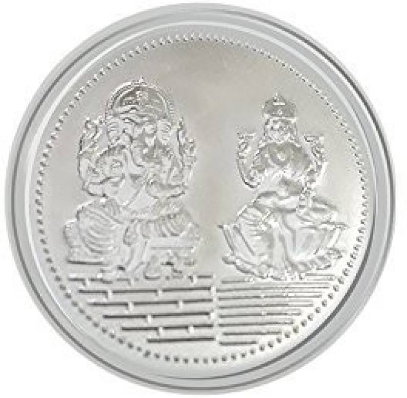 Pc Chandra Jewellers S 999 10 G Silver Coin