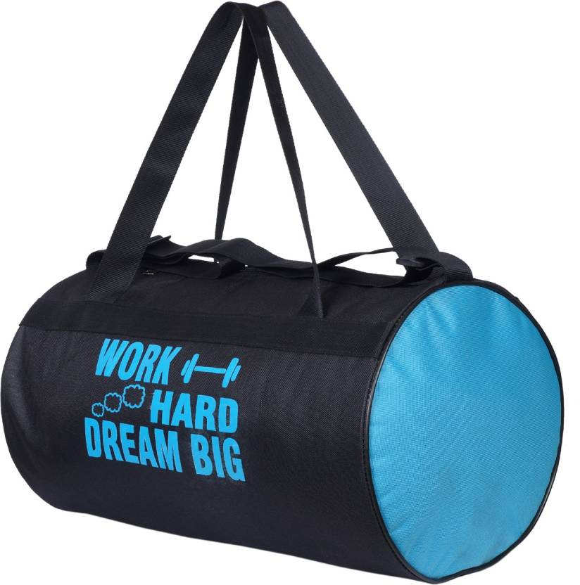1acff3f47e02 Avigo Stylish Blue Gym Bag (Blue)