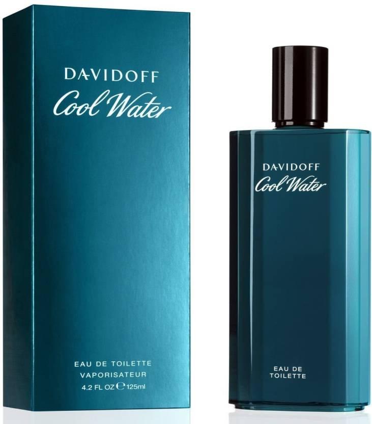 6244229b56e Buy Davidoff Cool Water Eau de Toilette - 125 ml Online In India ...