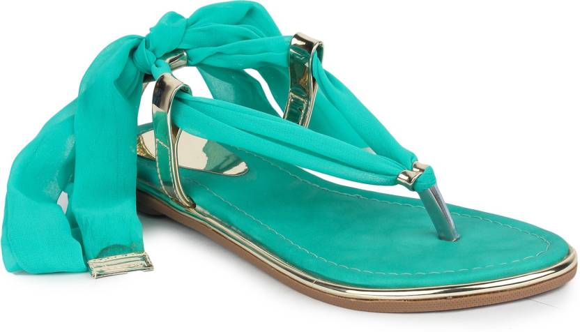 a632cbe94 London Steps Women Sea Green Flats - Buy London Steps Women Sea Green Flats  Online at Best Price - Shop Online for Footwears in India