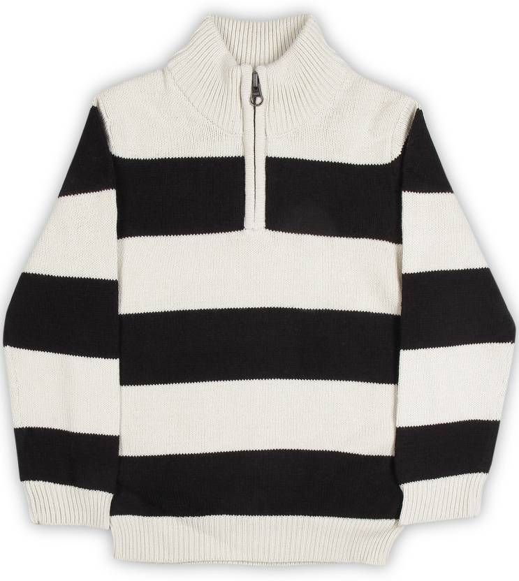 8946a2eee12f The Children s Place Striped Turtle Neck Casual Baby Boys Beige ...