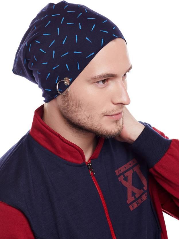 Vimal Printed Beanie Cap Cap - Buy Vimal Printed Beanie Cap Cap Online at  Best Prices in India  bef3a0d83f97