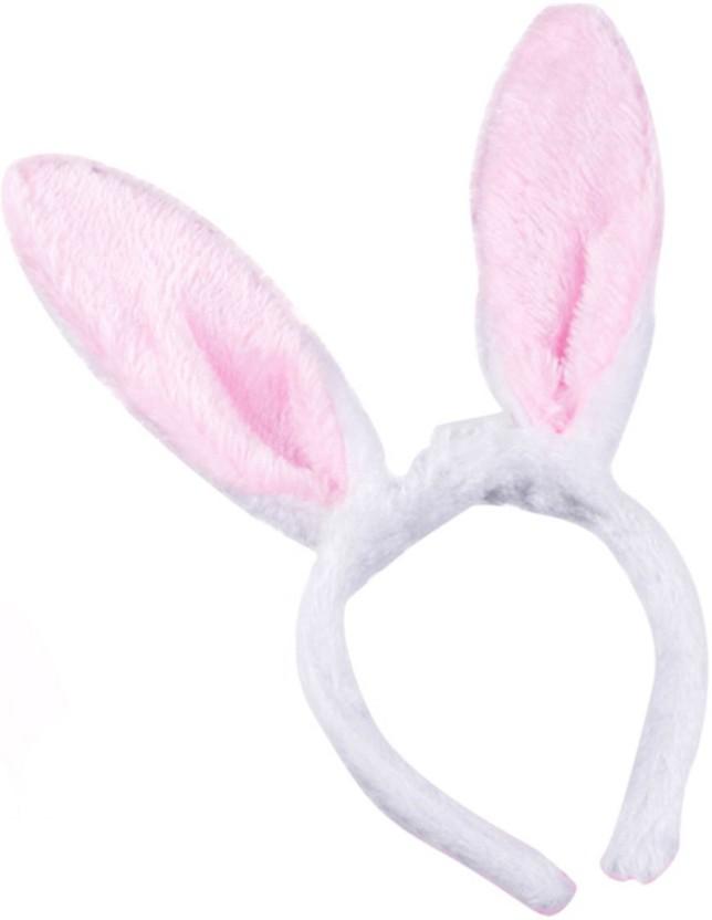 LED Light Up Flashing Minnie Mouse Ears Sequin Disney Party Halloween Headband
