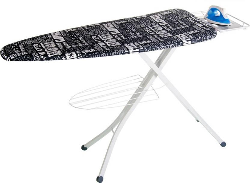 910ec790420 TidyHomz Zaire Ironing Board- Black Text Design Ironing Board Price in India  - Buy TidyHomz Zaire Ironing Board- Black Text Design Ironing Board online  at ...