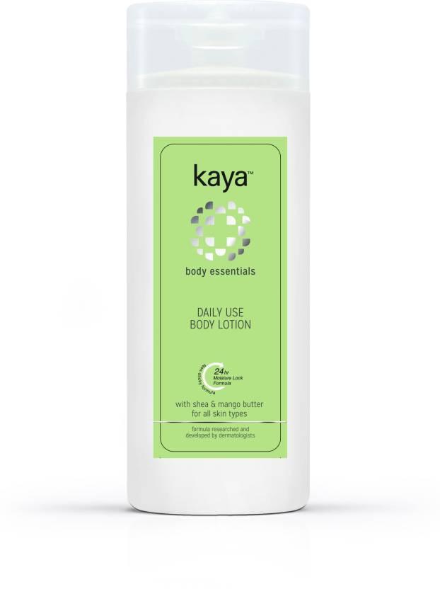 kaya skin clinic Daily Use Body Lotion 200ml - Price in India, Buy