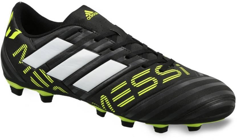 e5fe785c1e1 ADIDAS Nemeziz Messi 17.4 FXG Football Shoes For Men - Buy ADIDAS ...