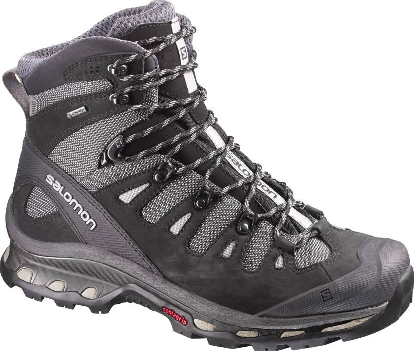 175f6bf6c8a Salomon QUEST 4D 2 GTX® Waterproof Backpacking Hiking & Trekking ...