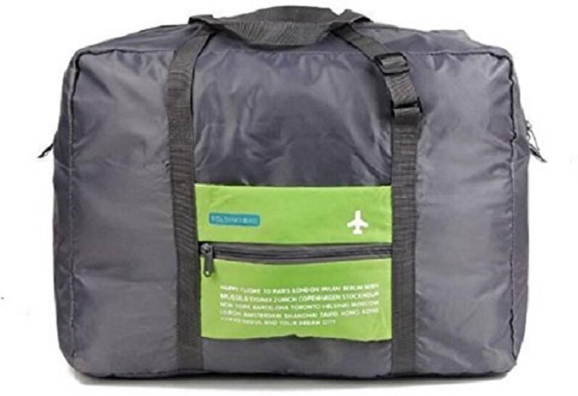 86136ae18c18 ShopAis Happy Flight Folding Waterproof Multipurpose Travel Bag ...