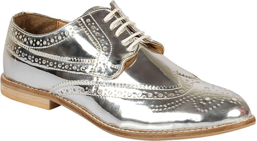Knotty Derby Ginny Brogue Derby Brogues For Men - Buy Knotty