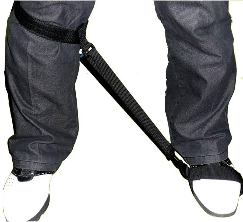 Golfoy PGM Golf Golf Swing Training Leg Strap Training Aid