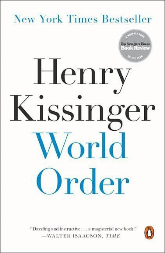World Order Buy World Order By Henry Kissinger At Low Price In