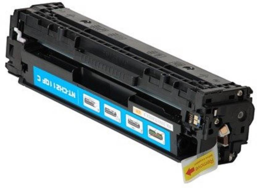 SPS CF211A / 131A / CRG 731 CYAN Toner Cartridge For HP Laserjet Pro 200 color M251n , M251nw , MFP M276n , MFP M276nw Single Color Ink Toner (Cyan)