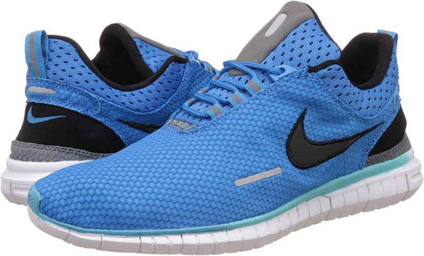 quality design 785ee 1e5c3 Nike Men s Free Og Br Running Shoes Running Shoes For Men (Blue)