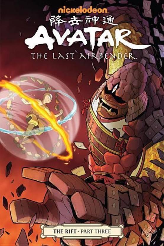 Avatar The Last Airbender The Rift Part 3 Buy Avatar The Last