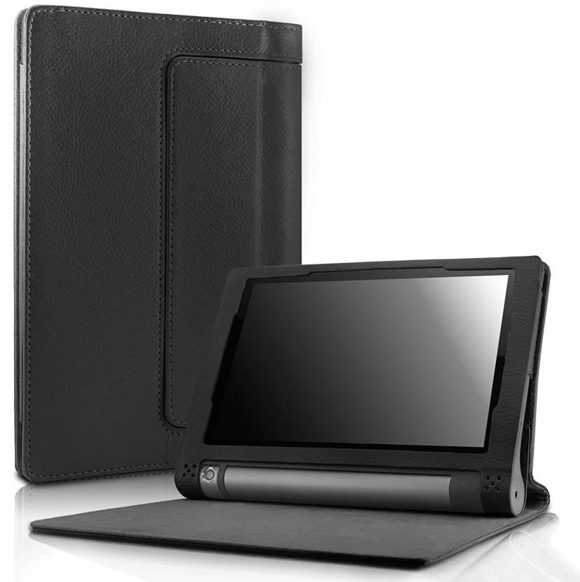 best value 99dc2 af6db Flipkart SmartBuy Book Cover for Lenovo Yoga Tab 3 8 inch