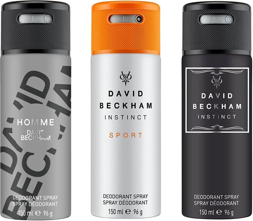 david beckham deodorant