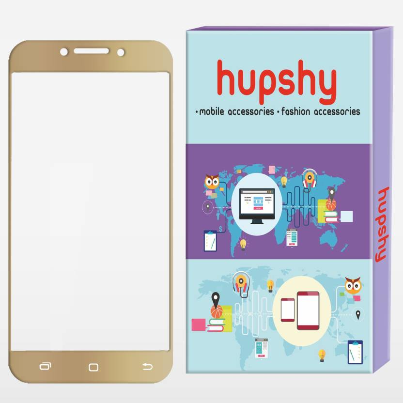 Hupshy Tempered Glass Guard for Mi Redmi 4A Pack of 1