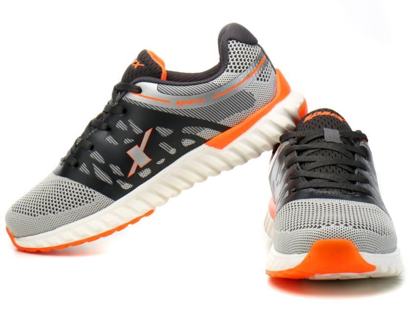 0e07c8d70a02 Sparx SX0345GYFO Basketball Shoes For Men - Buy Sparx SX0345GYFO ...