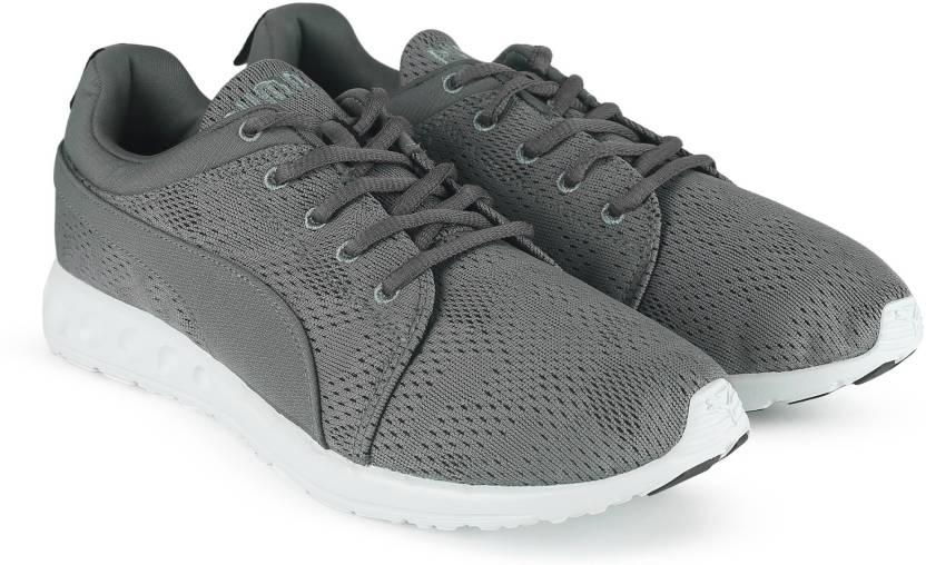 d55d76e33332fb Puma Carson Runner Camo Mesh IDP Running Shoes For Men - Buy Steel ...