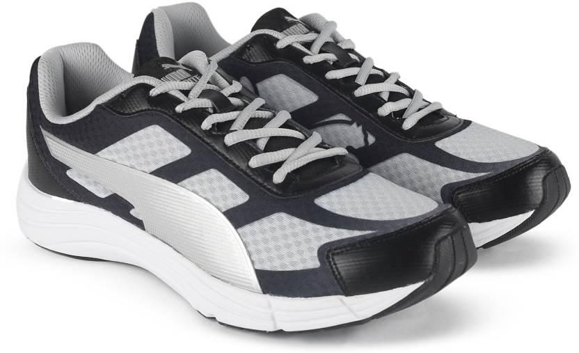 588f8e01b82d Puma Expedite IDP Running Shoes For Men - Buy Puma Black-Glacial ...