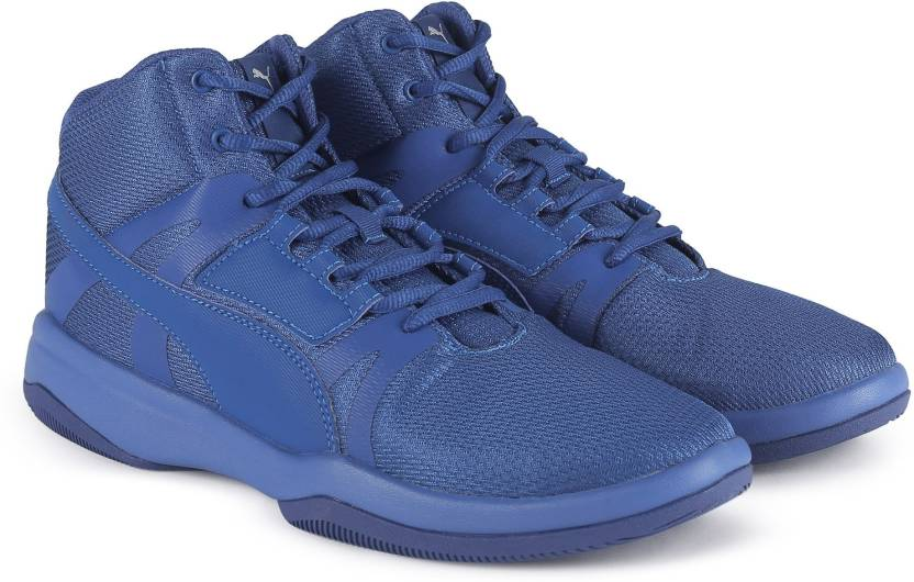 Puma Rebound Street evo Sneakers For Men - Buy True Blue-True Blue ... 92f029bd9