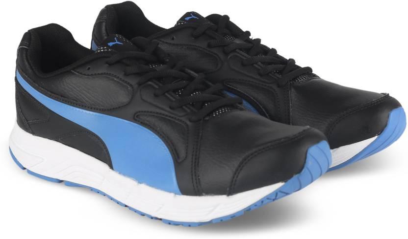 cb0adc6058db Puma Axis v4 SL IDP Running Shoes For Men - Buy Puma Black-French ...