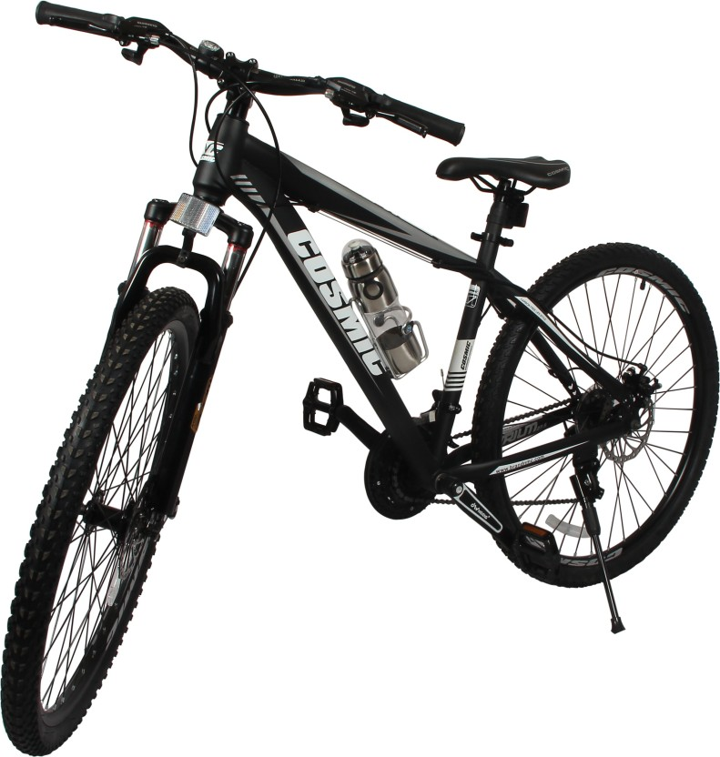 Cosmic Trium 27 5 Inch Mtb Bicycle 21 Speed Black Premium Edition