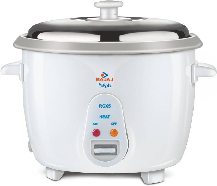 Bajaj Majesty New RCX 5 Electric Rice Cooker