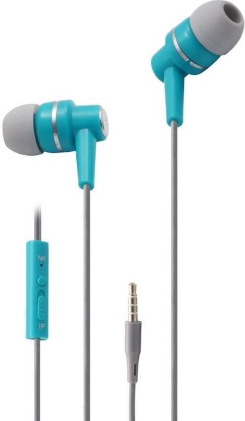 Zebronics ZEB-EM880 Wired Headset with Mic