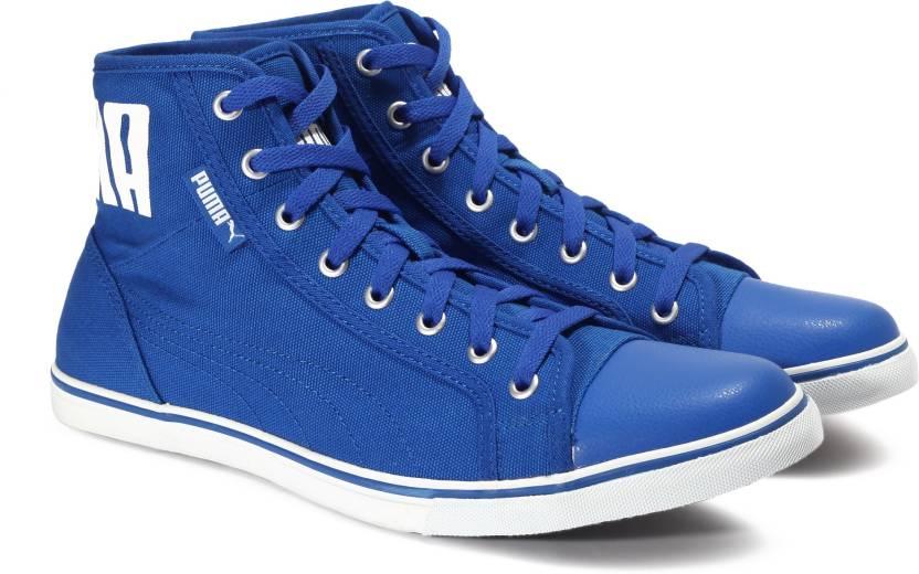 7960a9a78d7 Puma Streetballer Mid PUMA Sneakers For Men - Buy Lapis Blue-Puma ...