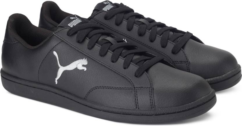 c210c9a0e3e Puma Smash Cat L Sneakers For Men - Buy Puma Black-Quarry Color Puma ...