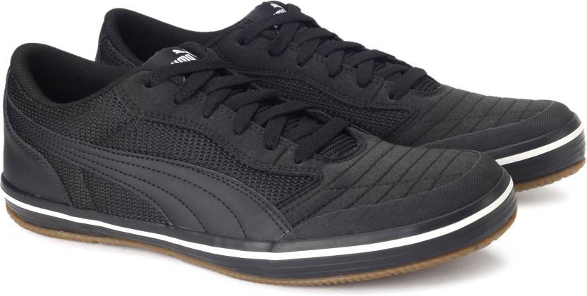 0645913bec9231 Puma Astro Sala Sneakers For Men - Buy Puma Black-Puma Black Color ...