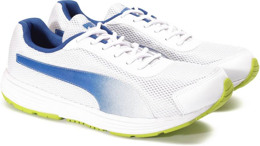 Puma Aeden Running Shoes For Men - Buy BLUE DEPTHS-CHERRY TOMATO ... e41ca211f