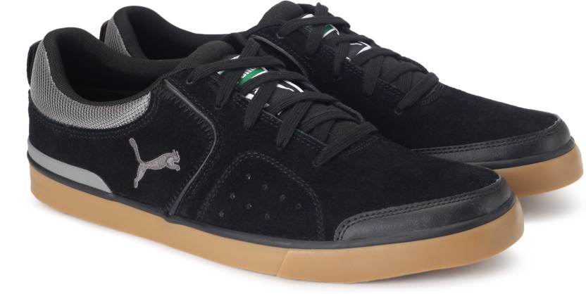 814c2a7edcee Puma Funist Slider Vulc SUN Sneakers For Men - Buy Puma Black-Smoked ...