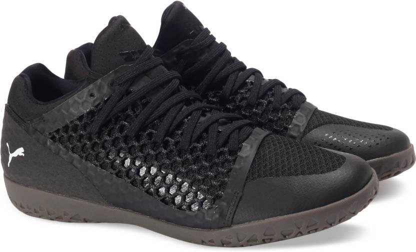 f286e8331f0d Puma 365 NETFIT CT Football Shoes For Men - Buy Puma Black-Puma ...