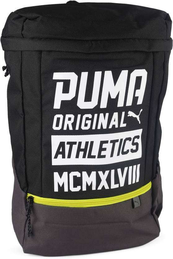 Puma Sole Plus 24 L Laptop Backpack Puma Black-Puma White - Price in ... 922125d2f1