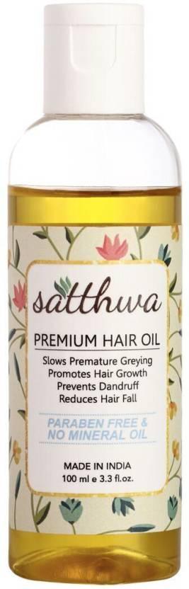 Satthwa Premium Regrowth  Hair Oil