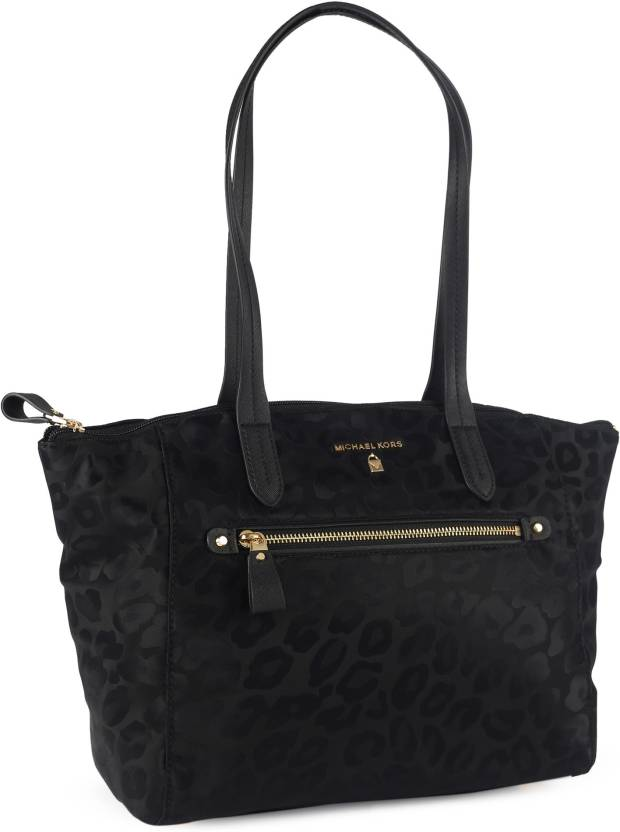 33fefa05f54a Buy Michael Kors Tote 001 BLACK Online @ Best Price in India ...