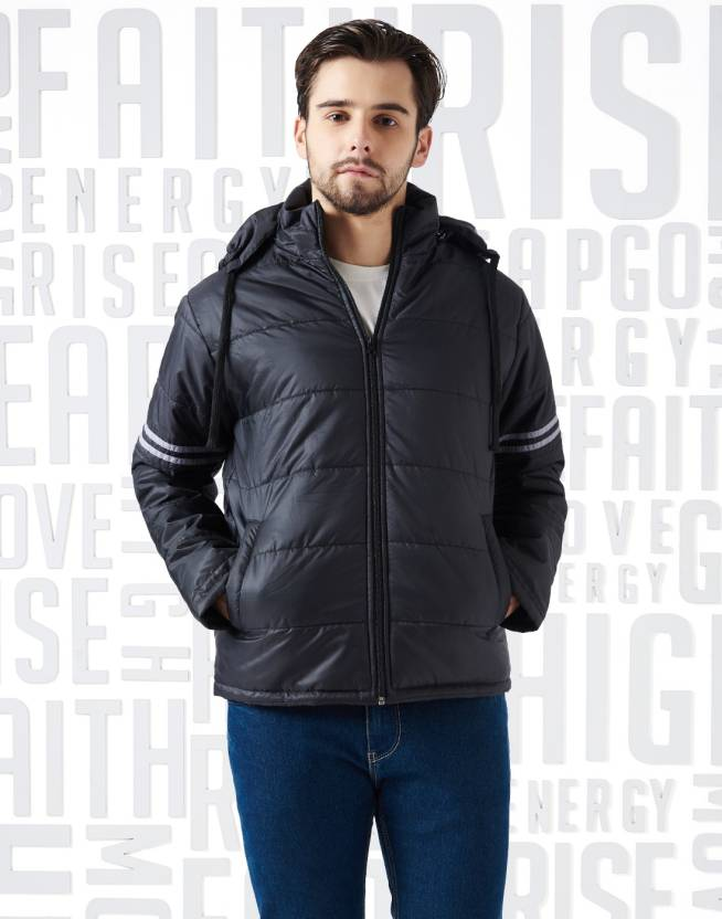 Metronaut Full Sleeve Solid Men's Jacket