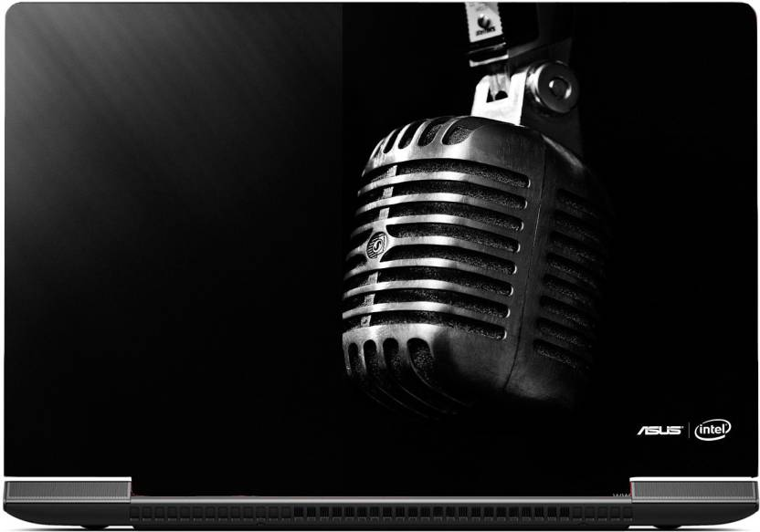 Gallery 83 professional microphone with asus intel laptop