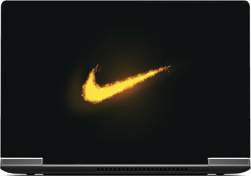 Gallery 83 Fire Nike Laptop Skin Sticker 15 6 Inch Dell Lenovo Hp