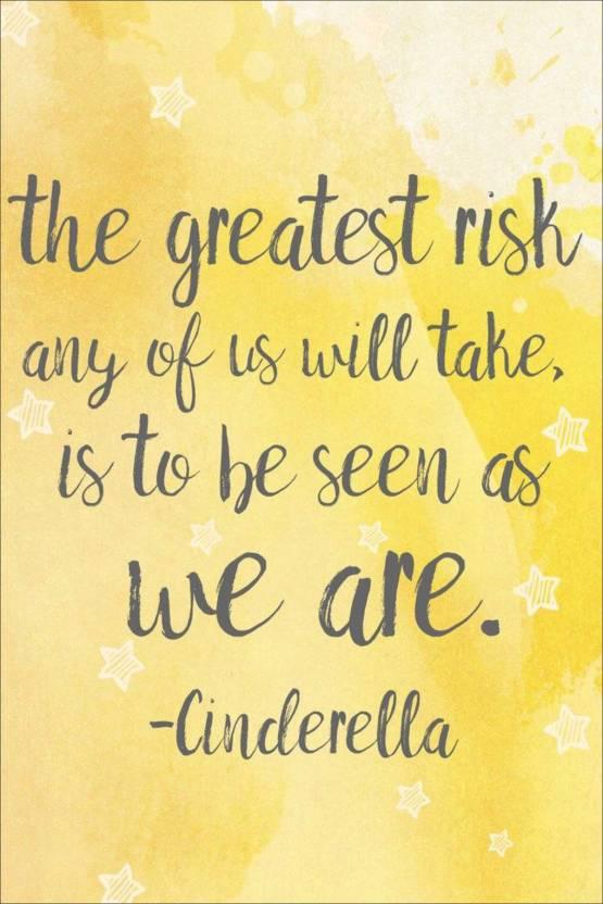 Cinderella Quotes Fine Art Print - Quotes & Motivation ...