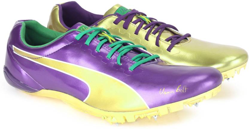 2ea1886828cc Puma Bolt evoSPEED Electric Legacy Running Spikes For Men - Buy ...