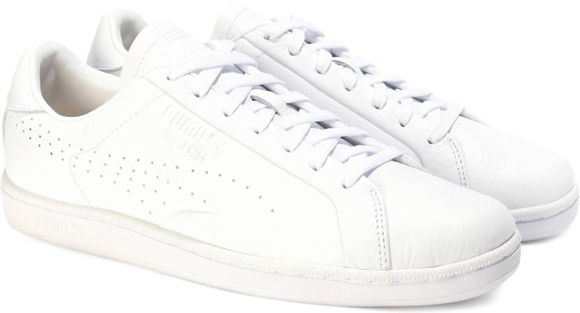 bc167d0a1f1 Puma Match 74 Tumbled Sneakers For Men - Buy Puma White Color Puma ...