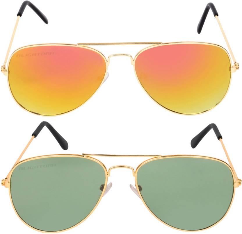 cdbba0e113d71 Aligatorr Aviator Sunglasses (For Boys   Girls)