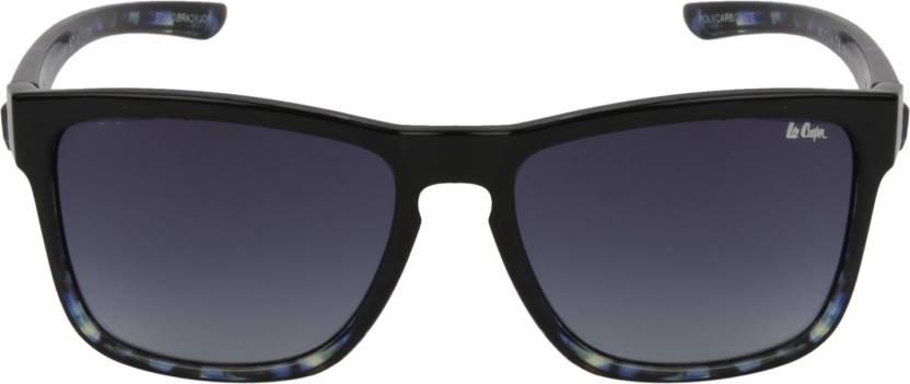f49bc4ea76 Buy Lee Cooper Wayfarer Sunglasses Blue For Men   Women Online ...
