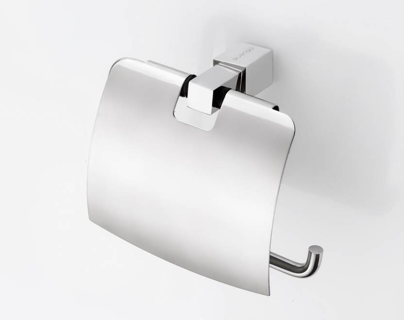 Toilet Paper Holder : Anikaa sma 409l buecon toilet tissue paper holder with lid