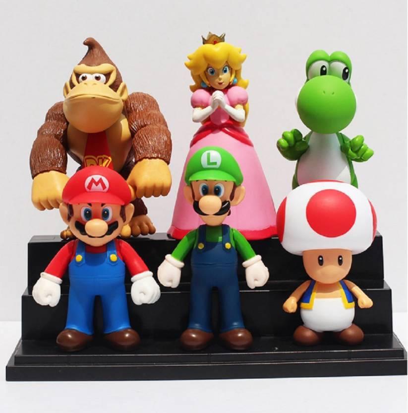 e52700691c Kiditos Super Mario Run Figure Toy - Super Mario Run Figure Toy ...
