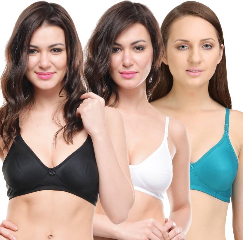 3fa6cb3f58c BodyCare Women s T-Shirt Non Padded Bra - Buy BodyCare Women s T ...