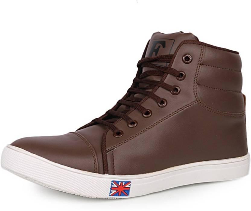 215c8e46936d U2 Sneakers Men's Brown Casual Shoes Sneakers For Men - Buy U2 ...